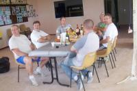 Aménagement de la salle de tennis de table 2012