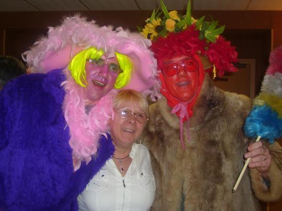 Carnaval  14 02  2009