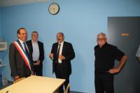 Inauguration Espace Sportif le 07 septembre 2013